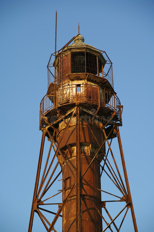 Download Old beacon stock image. Image of marine, beacon, edifice - 11346681