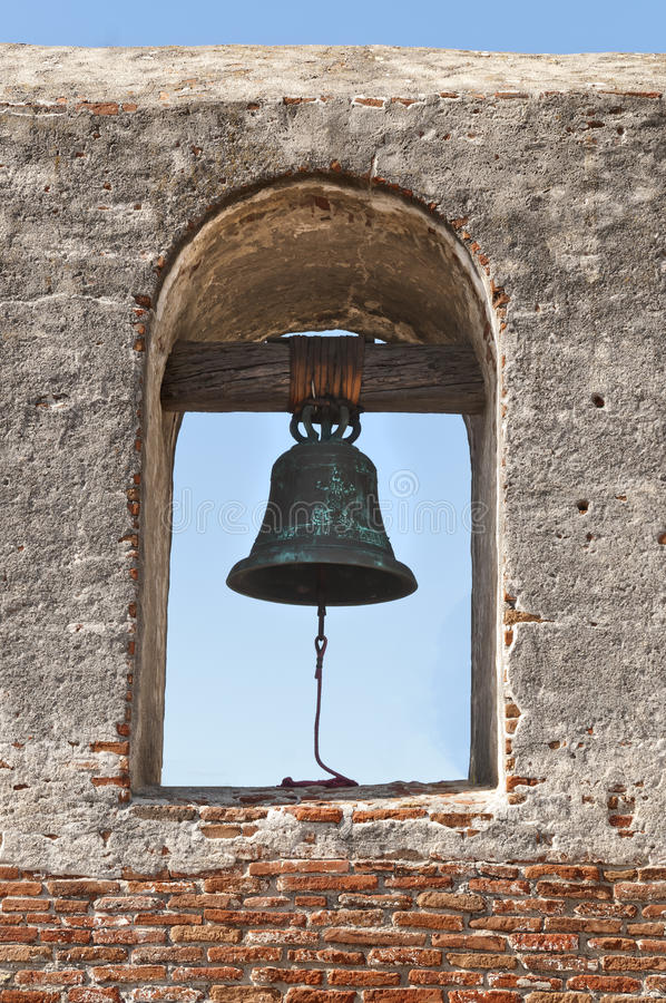 Download Old Bell stock photo. Image of architectural, church - 19749614