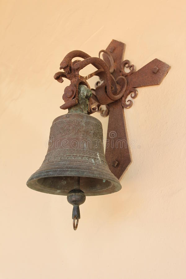 Free Old Bell Royalty Free Stock Image - 38953806