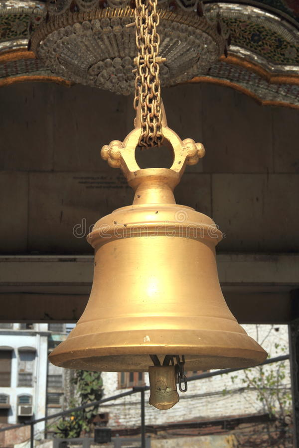 Old Bell. royalty free stock photography