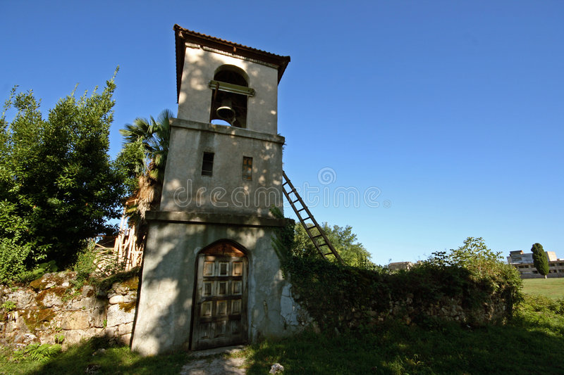 Old Bell Tower Stock Photos