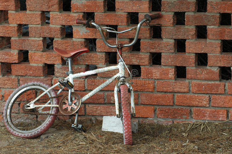 Download Old bicycle stock photo. Image of cycling, retro, child - 1656906
