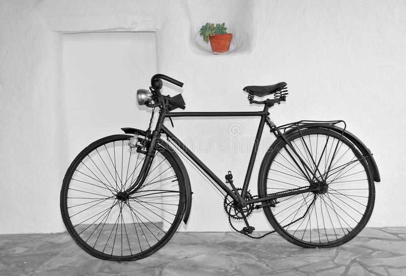 Download Old bicycle stock photo. Image of machine, european, bike - 19670290