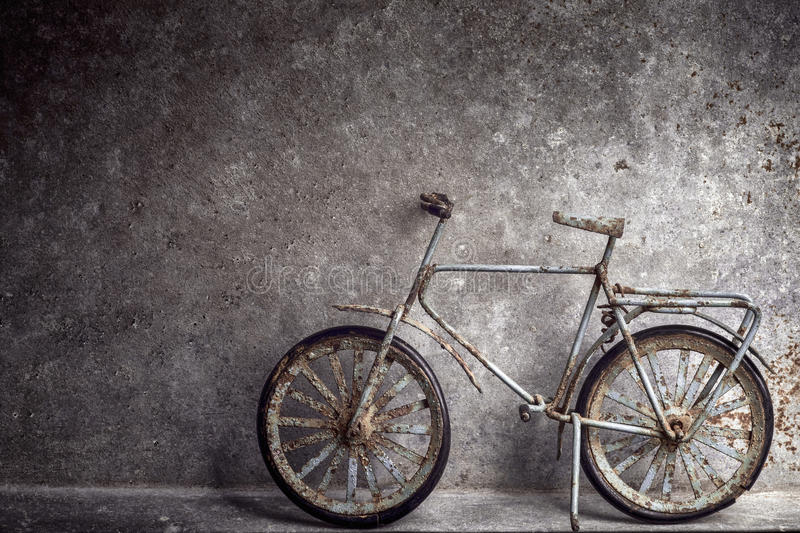 Download Old Bicycle Toy stock photo. Image of rural, space, vertical - 41091730