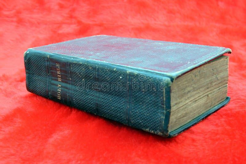 Old black bible