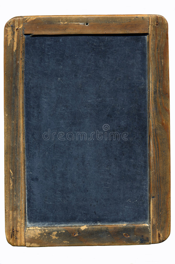 Download An old blackboard stock image. Image of card, alphabet - 4343999