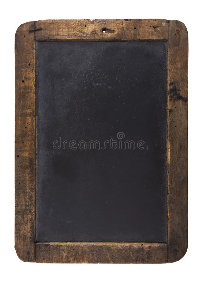 Download Old blackboard stock image. Image of aged, texture, blank - 5338721