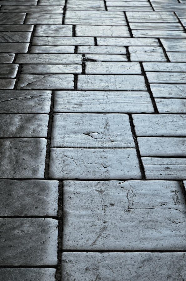 Download Old Block Pavement Of Granada Stock Image - Image: 26770591