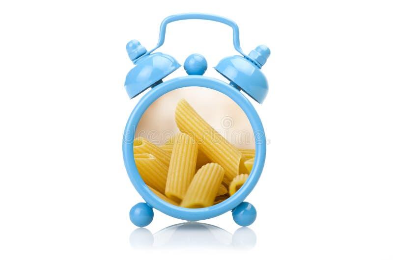 Download Old blue alarm clock stock image. Image of alarm, timer - 31367539