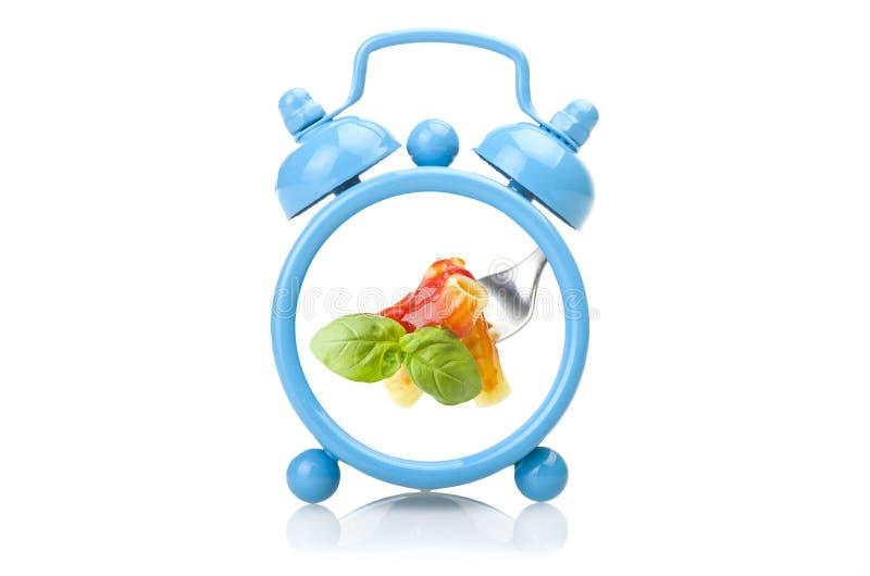 Download Old blue alarm clock stock photo. Image of fantasy, timer - 31367558