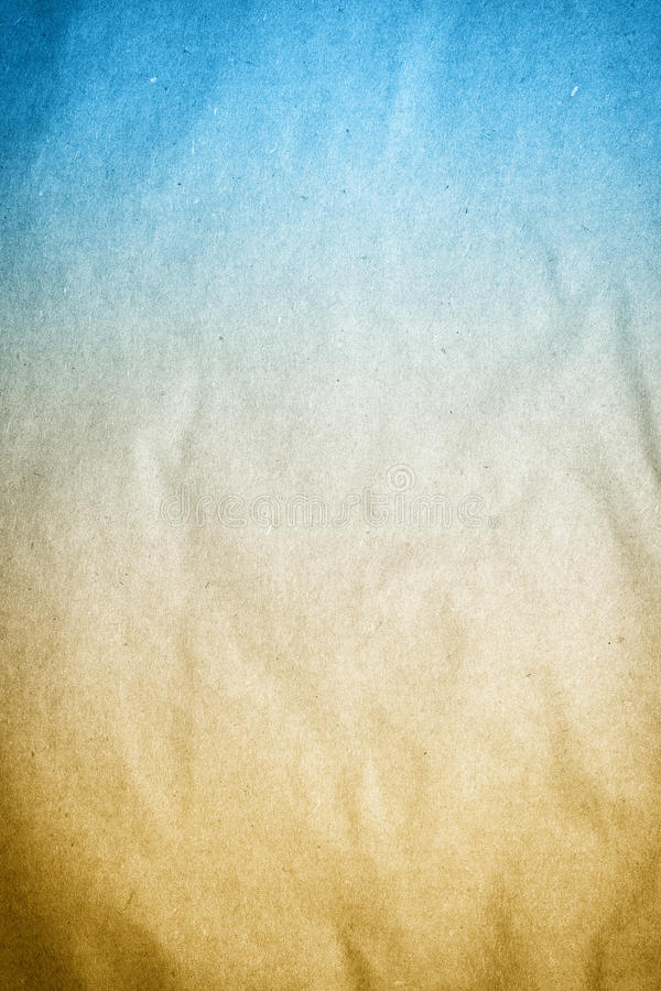 Old Blue Brown Background paper texture stock images