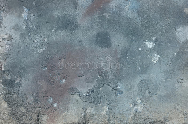 Pale blue wall stock image