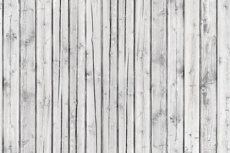 Old Board painted with white paint. White wood texture, background stock images
