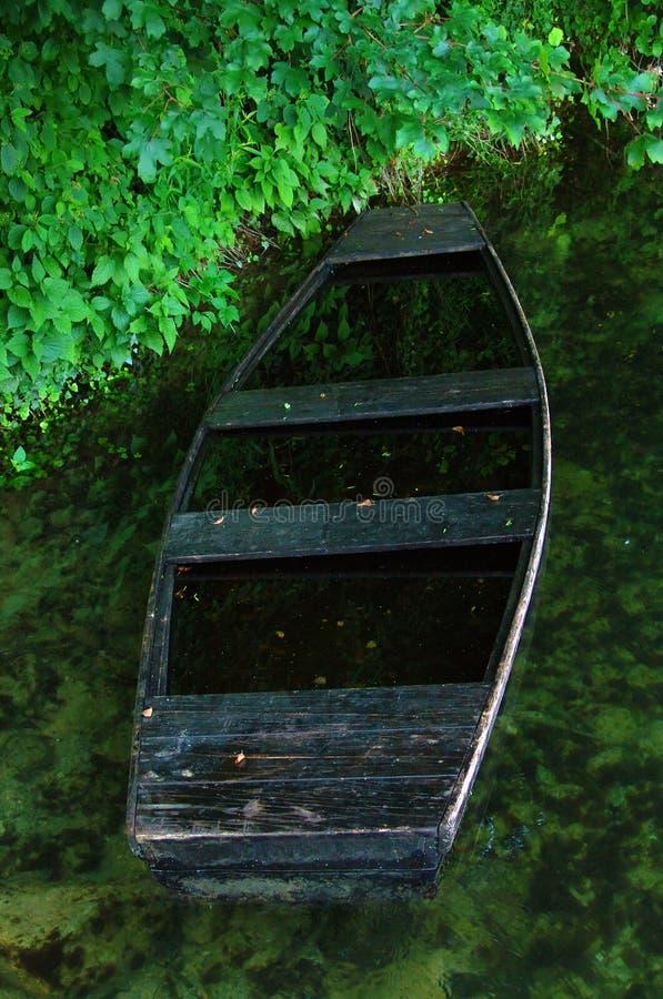 Download Old boat stock image. Image of boat, mreznica, stol, wooden - 194895