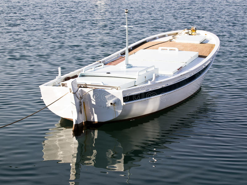 Download Old boat stock photo. Image of boat, reflection, fishing - 22522862