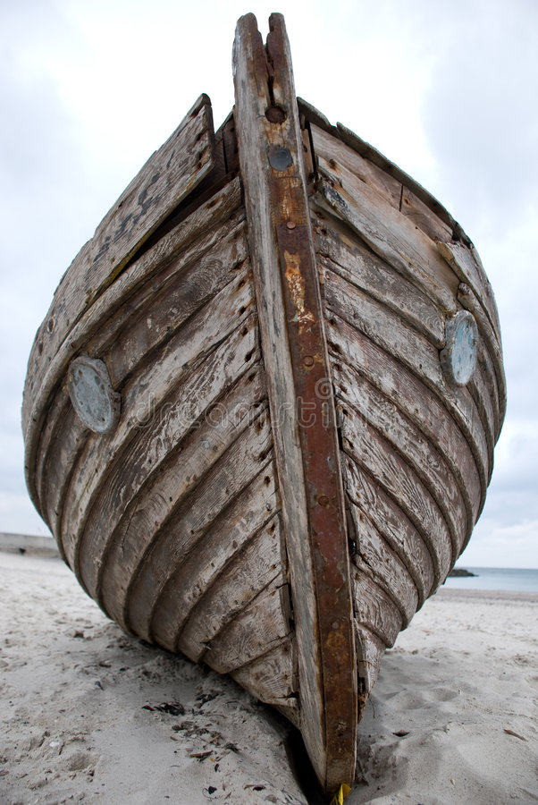 Free Old Boat Stock Images - 8058784