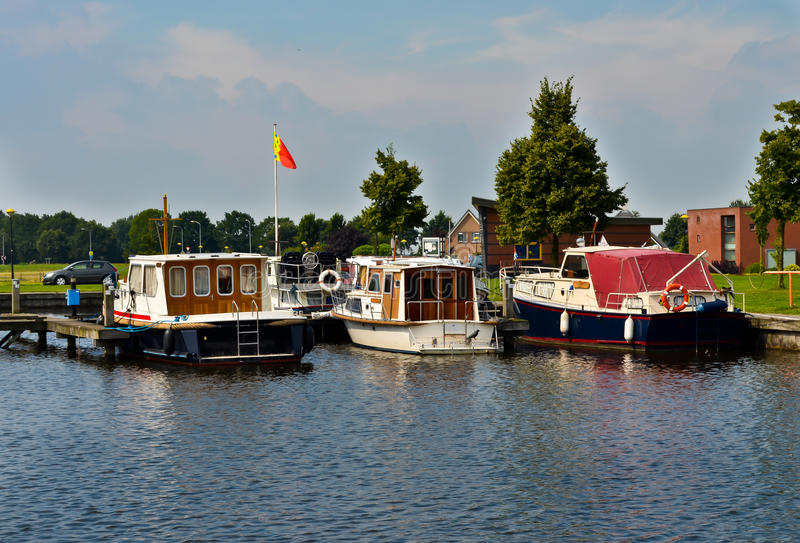 Download Old boats stock image. Image of boats, afternoon, architecture - 26474637