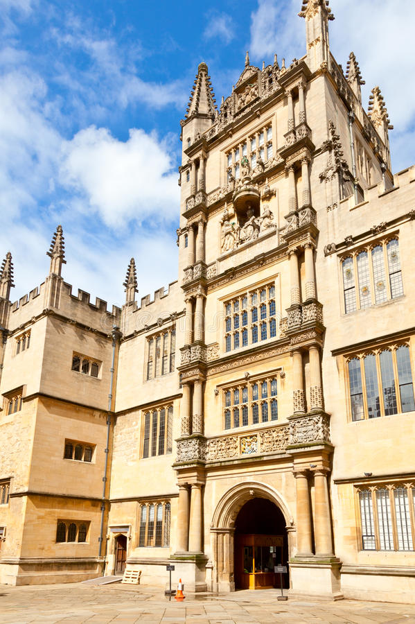Free Old Bodleian Library Stock Images - 34273064