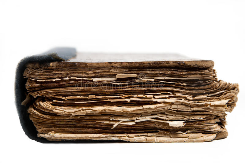 Download Old Book Stock Photo - Image: 13177030