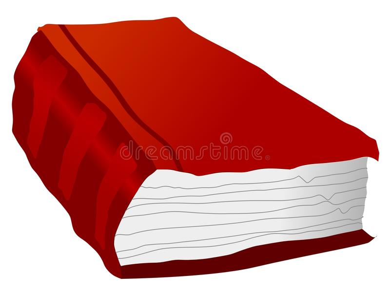 Download Old book stock vector. Illustration of expertise, bound - 17771883