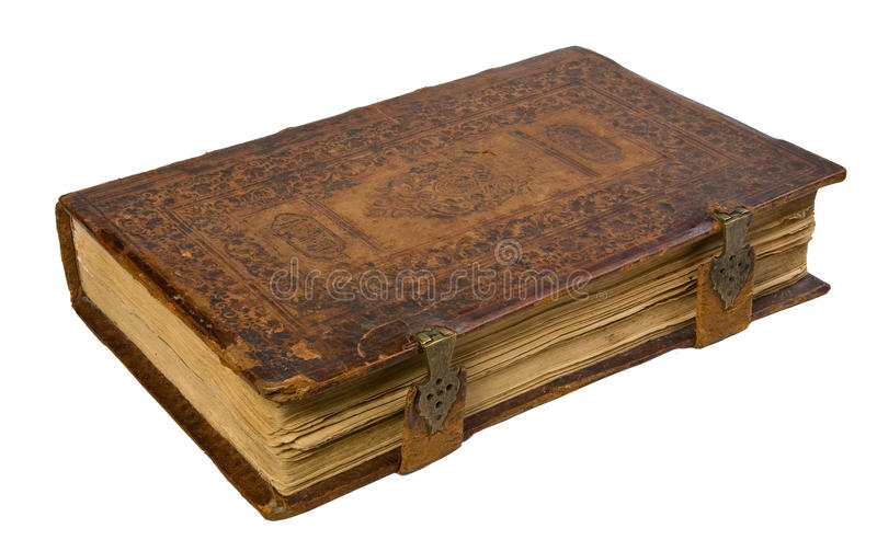 Download Old book stock photo. Image of isolated, damaged, parchment - 28787592