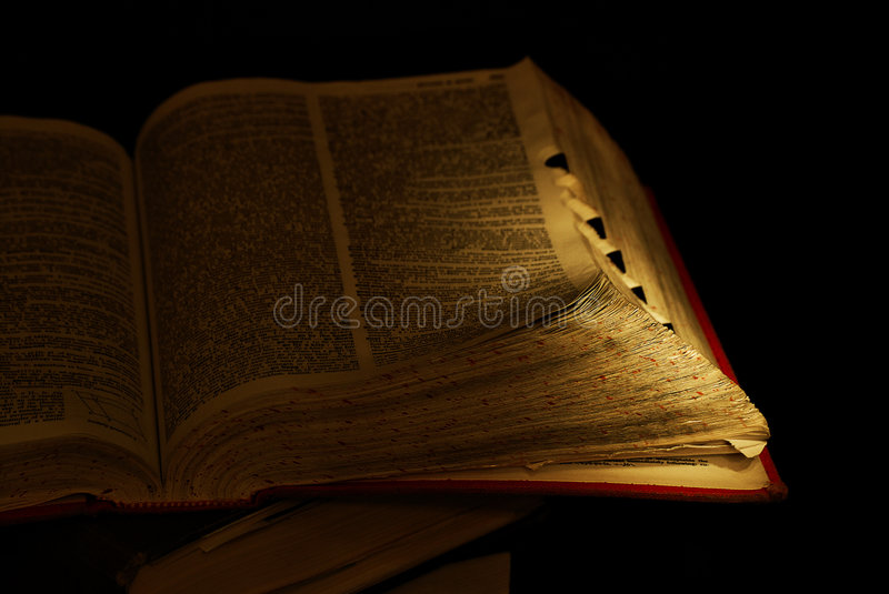 Old book royalty free stock photo