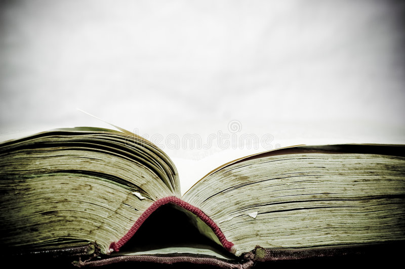 Download Old book stock photo. Image of ancient, learning, brown - 4894932