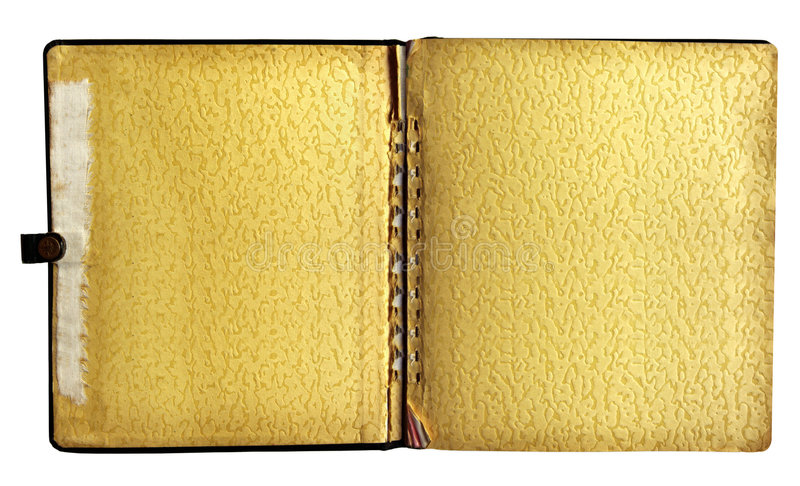 Download Old Book stock image. Image of blank, weathered, book - 7947539