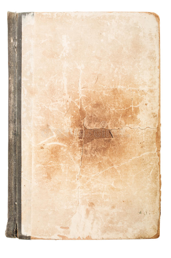 Download Old Book Page Grunge Textured Background For Banner Stock Photo