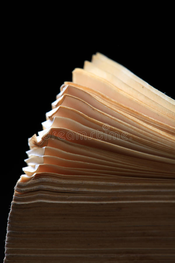 Download Old Book Pages Royalty Free Stock Photos - Image: 17422578