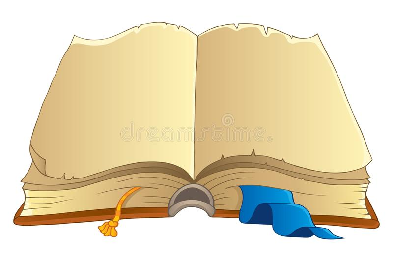 Download Old book theme image 2 stock vector. Image of drawing - 26375333