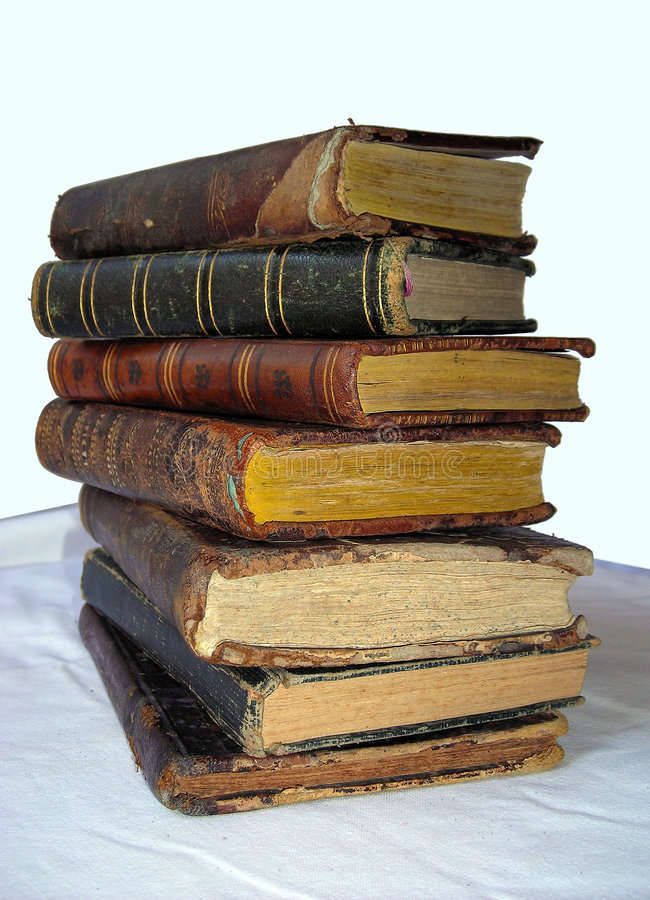 Free Old Books Royalty Free Stock Photos - 1425268