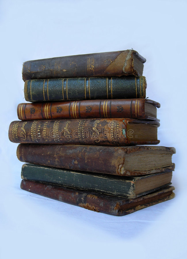 Free Old Books Stock Images - 1425394