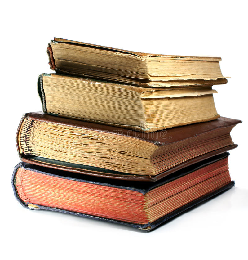 Free Old Books. Royalty Free Stock Photo - 17950755
