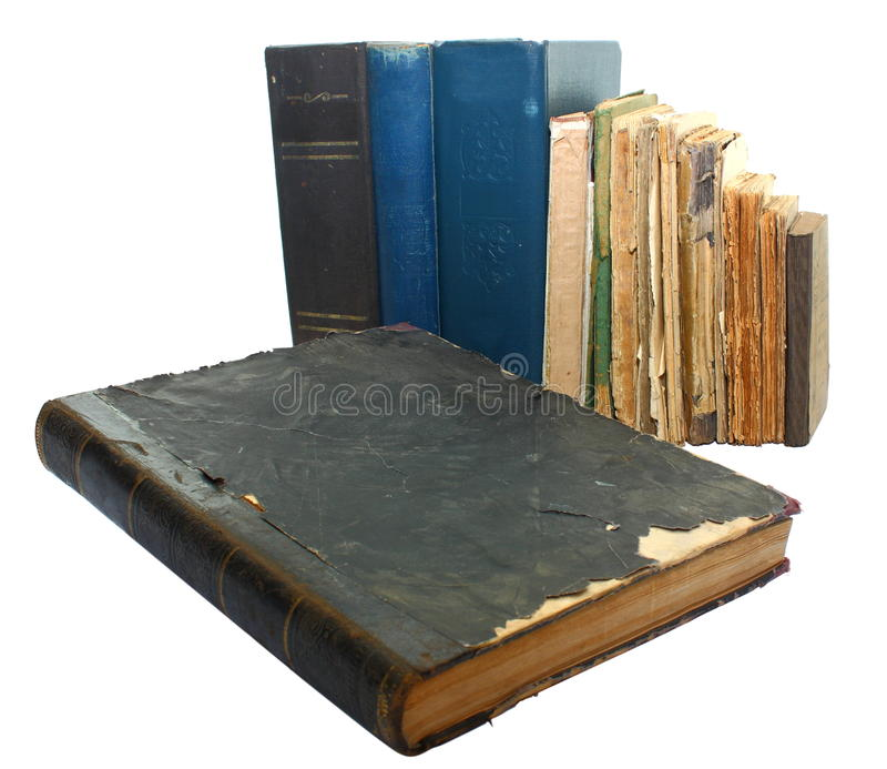 Download Old books stock photo. Image of black, paper, history - 22731708