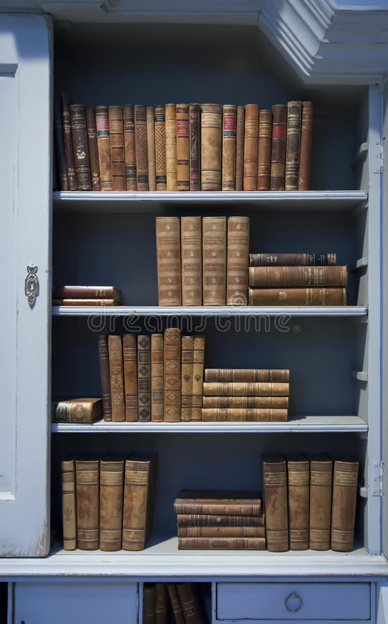 Old books royalty free stock images