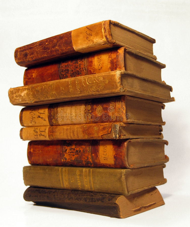 Free Old Books Royalty Free Stock Photography - 426557