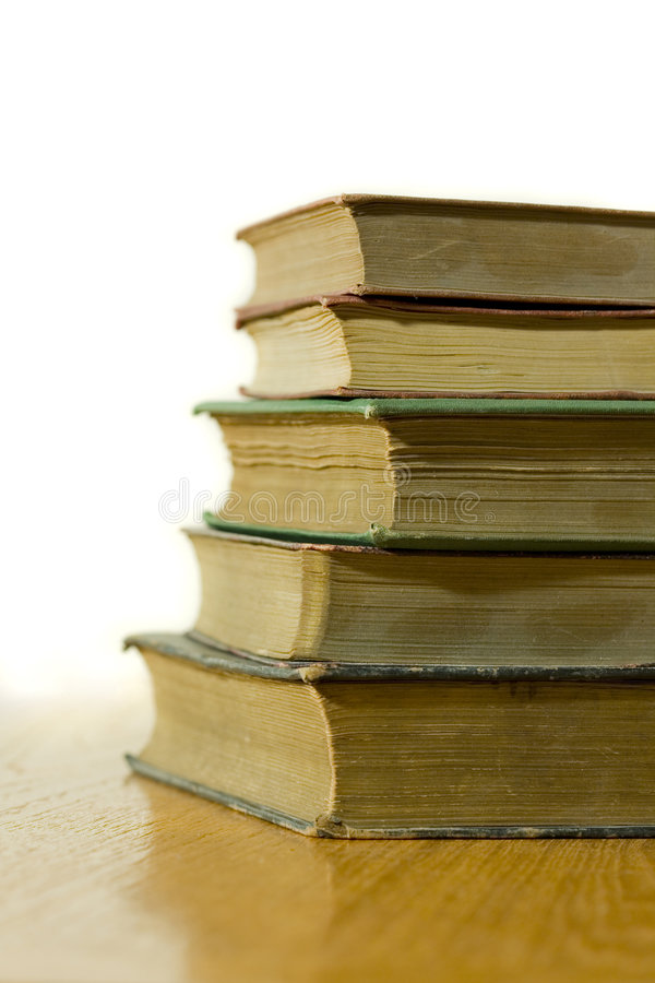 Free Old Books Stock Images - 4382014