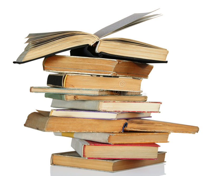 Download Old Books Stock Photos - Image: 8895953