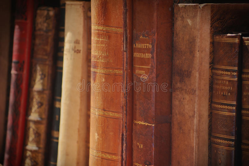 Download Old Books Stock Photo - Image: 30901610