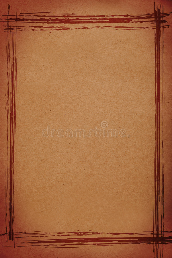 Download Old Bordered Paper Royalty Free Stock Photos - Image: 3523618