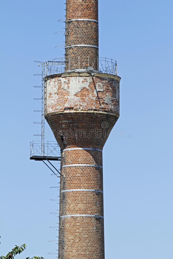 Free Old Brick Chimney Royalty Free Stock Images - 41474199