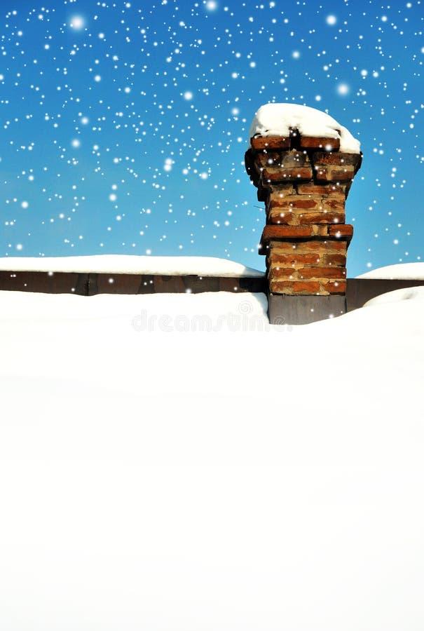 Free Old Brick Chimney Royalty Free Stock Image - 47772736