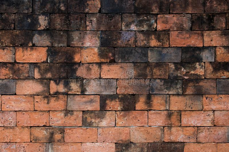 Old brick dirty walls background texture royalty free stock photo