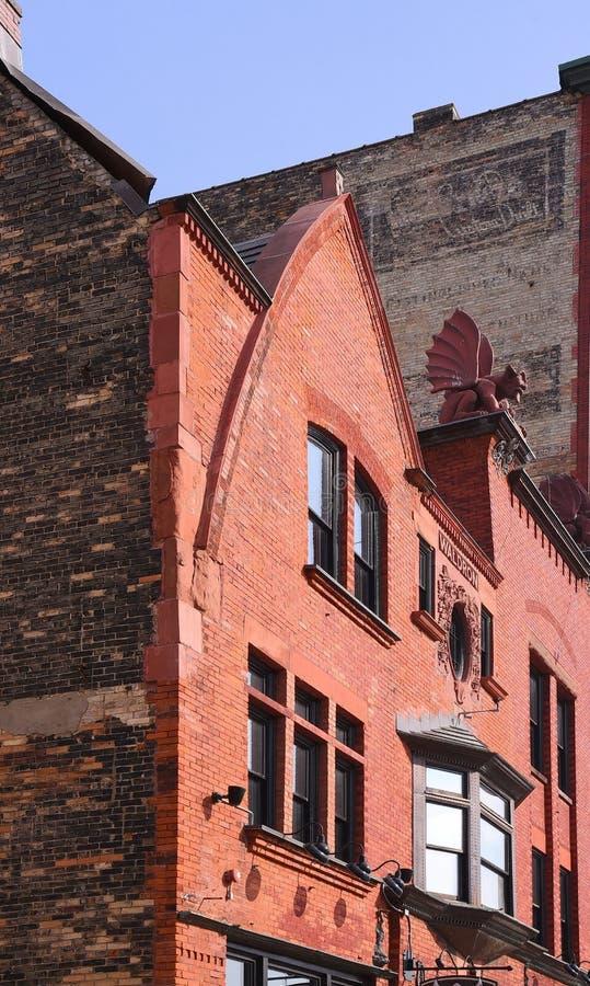 Classic Architecture in Grand Rapids stock photos