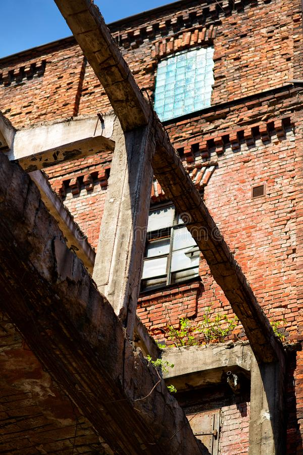 Old building royalty free stock photo