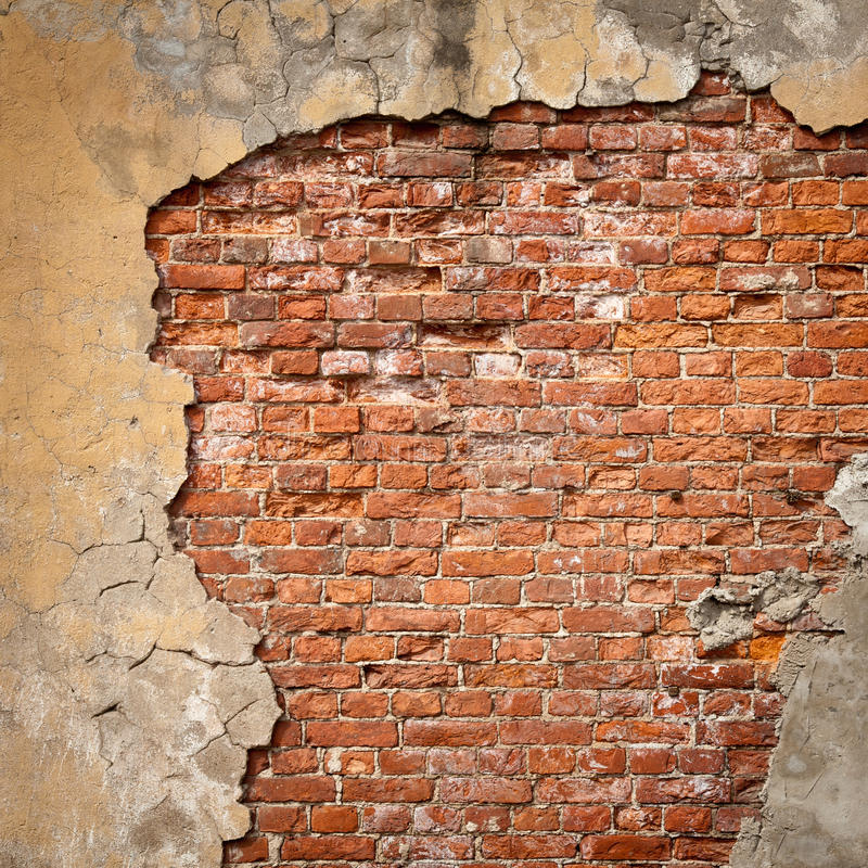 Free Old Brick Wall Stock Images - 14866664