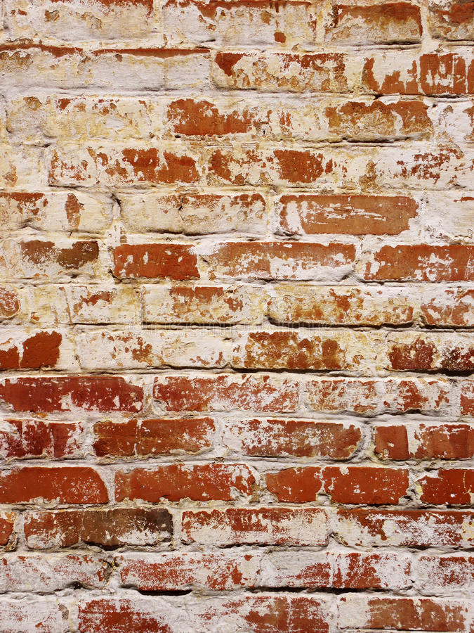 Download Old brick wall stock photo. Image of orange, aged, rectangles - 18834936