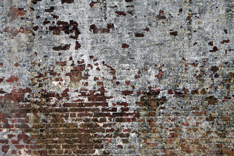 Download Old brick wall stock image. Image of build, faded, aged - 2092611