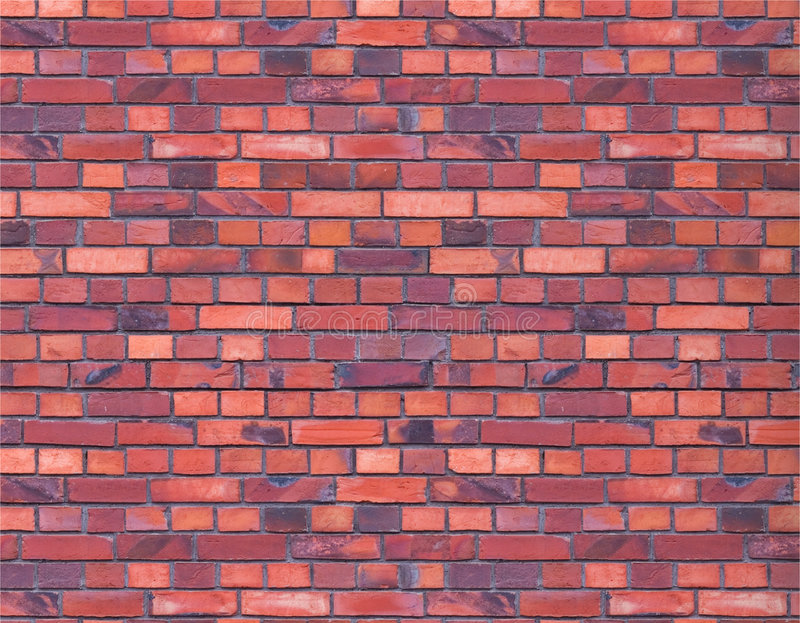 Download Old  brick wall stock image. Image of repeat, color, build - 4626043